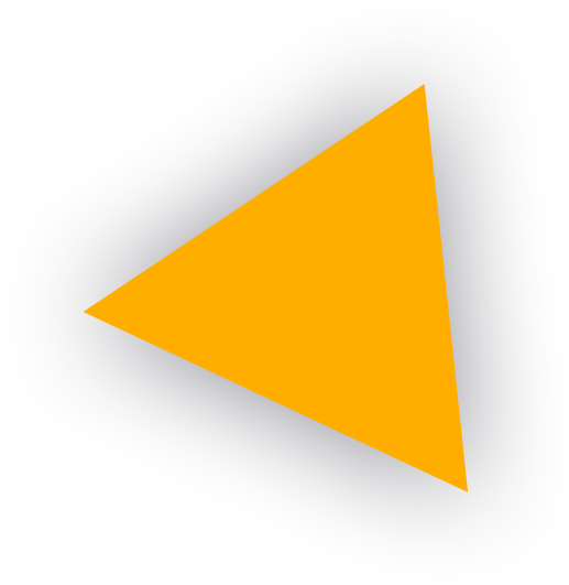 orange triangle illustration